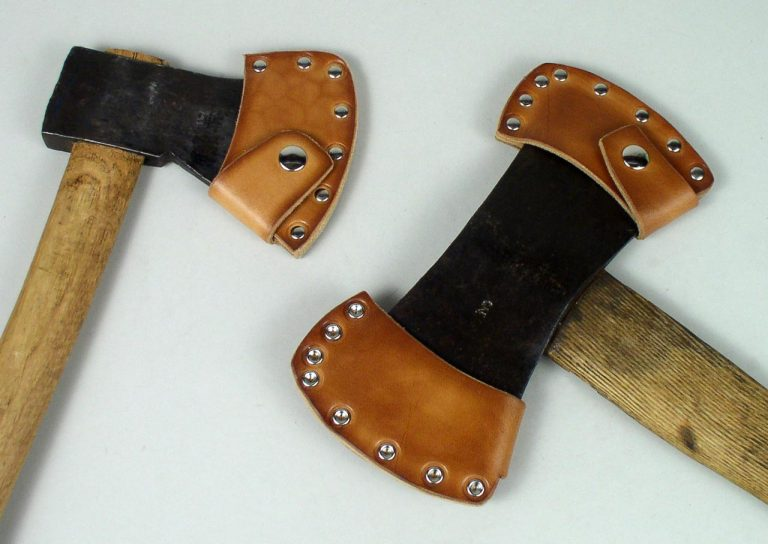Axe Sheath & Hatchet Sheath Handmade DIY